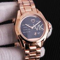 pulseiras casadas venda por atacado-Localizar semelhante Hot vender luxo mulheres relógios senhoras relógios de pulso strass lindo rosa de ouro menina mulheres pulseira relógio de pulso casado enga