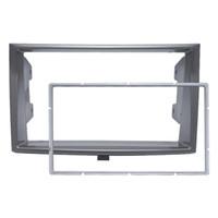 auto dvd installation großhandel-Auto DVD / CD Radio Stereo Blende Panel Rahmenadapter Für Subaru Legacy Outback 2009-2014 Installation Rahmenmontage Kit # 4408