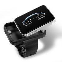 mp4 плеер встроенная камера оптовых-I5s Smart Mobile Watch MP3 MP4-плеер сна монитор шагомер встроенный в камеру GSM SIM мини-телефон Smartwatch для IOS Android