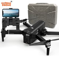 ingrosso global camera-Globale Drone Profissional Follow Me Rc Dron 5g Wifi Fpv Long Time Fly Quadrocopter Gps Drones con la macchina fotografica HD 1080P Vs Cg033 F11 T190621