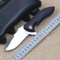 cuchillo de caza de araña al por mayor-EDC araña C187 Cuchillo de alta calidad de la manija del G10 del cuchillo de bolsillo al aire libre camping caza cuchillo portable de la autodefensa táctico Cuchillos Mult-Herramienta