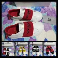 ingrosso scarpe in stile coreano per ragazze-Kids New Fashion Girls shoes Designer Bambini per bambini Casual Style Shoes Scarpe modello coreano cuciture per neonati
