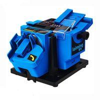 bileme makinesi aletleri toptan satış-Çok İşlevli Elektrikli Bıçak Bileyici Matkap Bileme Makinesi Bıçak Makas Kalemtıraş Güç Ev Taşlama Tools-EU Pl