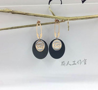 Wholesale bohemian korea jewelry for sale - Group buy 2019 Korea earrings jewelry accessories Dongdaemun new titanium steel high grade earrings long personality female mixed batch B35
