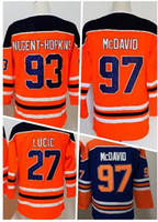 Wholesale hockey jerseys for sale for sale - Group buy KID Discount Winter Fanatics MCDAVID NUGENT HOPKINS LUCIC Hockey Jerseys near me fan shop online store for sale fan clothing