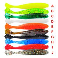 Wholesale fish lure fishing soft bait for sale - Group buy 10Pcs Fishing Wobbler Lifelike Fishing Lure Swimbait Crankbait Soft Bait cm g Artificial Tilapia Fish Tackle Colors ZZA654