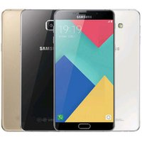 Wholesale pro rom for sale - Group buy Refurbished Original Samsung Galaxy A9 Pro A9100 Dual SIM inch Octa Core GB RAM GB ROM MP G LTE Android Smart Phone Free DHL