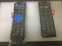 10PCS Universal IR Remote Control With Learning Function for Android TV Box H96 MXQ pro TX6 T95X T95Z Plus TX3 X96 mini