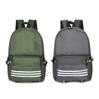 sacs d'école américains achat en gros de-ADIDAS En gros 4 Couleurs Rose Sac D'école Américain Filles Sac À Dos designer designer sac collégien sacs
