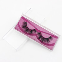 Wholesale good quality false eyelashes for sale - Group buy False Eyelashes Good Quality custom Private Label Mink Eyelashes D Real Mink Eyelashes
