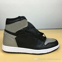 Wholesale high sneakers online resale online - Hot sale Men Basketball Shoes Xams Designer Shadow s Backboard Black Sneakers High Quality outlet online with box