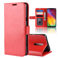 Wholesale vodafone for sale – best Retro Colorful Wallet Leather Case For LG G7 Fit Vodafone Smart X9 Oukitel C12 Pro Huawei Honor Card Slot Stand Flip Skin Cover Pouch