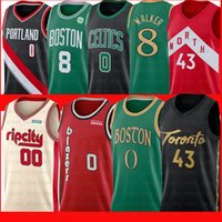 Wholesale lillard jersey resale online - NCAA Pascal Siakam Jayson Lillard Tatum Kemba Walker Damian Men Anthon Carmelo college Basketball Jerseys