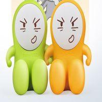 Wholesale cute door stoppers for sale - Group buy Hot Cute Door Plug Baby Safety Cartoon Creative Door Stopper Protector Children Safe Degree Rotate Stops Kid Lock