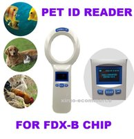 Wholesale readers glasses for sale - Group buy XR200 RFID Animal Bio glass Microchip Scanner USB interface KHz livestock Management Reader ISO11784 FDX b And D64 Storage data