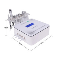 Wholesale electroporation mesotherapy machine resale online - diamond microdermabrasion microcurrent facial multifunction beauty equipment electroporation mesotherapy facial rf machine