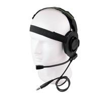 auriculares elite ii al por mayor-HD-01 150Hz-500Hz Ohrhörer Z Tactical Bowman Elite II Headset Color Verde