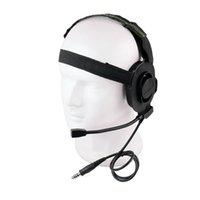 yayvan kulaklık toptan satış-HD-01 150Hz-500Hz Ohrhörer Z Taktik Bowman Elite II Kulaklık Yeşil Renk