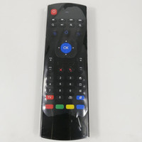 Wholesale wireless mouse without resale online - X8 Air Fly Mouse MX3 GHz Wireless Keyboard Remote Control Somatosensory IR Learning Axis without Mic for Android TV Box Smart IPTV