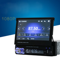 Wholesale hd tuner car for sale - Group buy Newest inch Car MP5 Player TFT Touch Screen HD Stereo Radio Tuner Audio GPS Memory Navigation Bluetooth Hot Selling