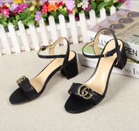 deslizamiento del dedo del pie al por mayor-2018 nuevas mujeres de PVC zapatos de tacón alto zapatos de fiesta Perspex Peep Toe sexy sandalias de deslizamiento tacones altos sandalias de cuero