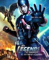 DC/'s Legends of Tomorrow Art Silk Poster 12x18 24x36