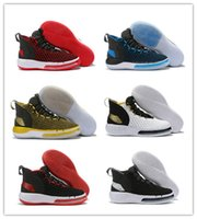 Wholesale team basketball shoes resale online - 2019 New Arrive ALL Star Red Yellow Multicolor Men Team Basketball Shoes For Good Quality Alphadunk Sports Sneakers Mens Trainers US