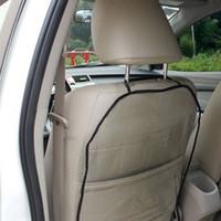 kostenlose baby autositzbezüge großhandel-Auto auto sitz zurück abdeckung schützen zurück der sitze einfach installieren für baby versandkostenfrei