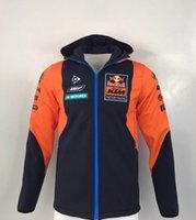 sportjacken großhandel-New KTM Sweatshirts New Motocross Sweatshirts Outdoor-Sport Softshell Jacke Motorradrennjacken Outdoor-Sport