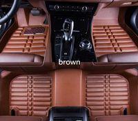 teppichbodenmatten für autos großhandel-For-Chevrolet-Cruze-2010-2018-Floor-Matten-Floor Liner-Front Amp-Rear-All-wea Automatten wasserdicht Matte Teppich-Shop Automotive Interieur Leathe