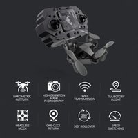 Wholesale nitro toys resale online - Remote Control Model Aircraft Mini Easy To Carry Drone Mini Folding Four Axis Aircraft Aerial Boy Toy