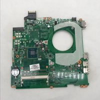 f motherboard großhandel-Hohe Qualität für 787515-501 787515-001 für 15-F 17-F-Laptop-Motherboard mit SR1YW N3540 CPU DAY12EMB6C0 100% vollständig getestet