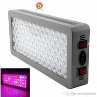 Wholesale grow lights leds resale online - Advanced Platinum Series P300 w band LED Grow Light AC V Double leds DUAL VEG FLOWER FULL SPECTRUM Led lamp lighting