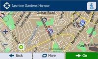 igo gps novo mapa venda por atacado-Caminhão do carro Mapas de Navegação GPS DVD Velocidade Rápida 8 GB Micro SD Card IGO Primo Europa América Austrália Mapas para Smartphone Tablet Android sistemas