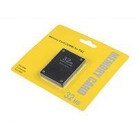 ps2 speicher großhandel-Speicherkarte für PS2 für Playstation 2 für PS2-Speicherkarten Playstation 8M / 16M / 32M / 64M / 128M mit Retail-Box