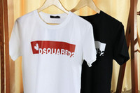 columpio camisetas al por mayor-2019 Summer New O Tee algodón manga corta transpirable hombres mujeres Moschinos Swing Bear Casual Streetwear exterior camisetas