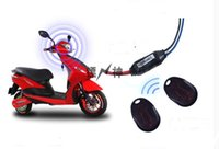 Wholesale anti theft electronics resale online - Mini Rfid motorcycle Vechicel Anti Theft electronic concealed lock for Motorcycle Motor Vehicle Diesel Moto car