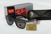 Wholesale aviator polarized resale online - 2020 Aviator Ray Sunglasses Vintage Pilot Brand Band Polarized UV400 Protection Bans Man Women Ben wayfarer sun glasses with box case