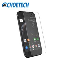 Wholesale tempered glass thickness online – CHOETECH Screen Protector For Google Pixel XL HD Ultra Clear mm Thickness H Hardness Tempered Glass Phone Protective Film