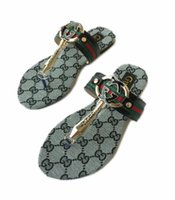 Wholesale outdoor shoe covers for sale - Group buy Ggbrand Wonen Sandals Bestselling Womens Flip flops Fashion Outdoor Beach Causal Slide Sandals Shoes Women Leather Flat Slippers Size
