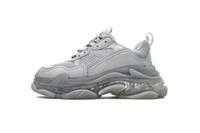 ingrosso scarpe antiche-(Con borsa) Vendita di alta qualità A +++ Ancient Triple-S Sneakers Air Cushion Shoes Uomo Donna Running Shoes Tennis Sports Shoes