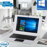 intel quad core pc al por mayor-PC portátil de 10.1 pulgadas 2 GB + 32 GB Windows 10 Intel Atom X5-Z8350 Computadora cuádruple
