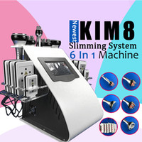 Wholesale cavi machine resale online - 6 IN Ultrasound Cavitation Machine K Ultrasonic Cavitation Lipolaser RF Vaccum Slimming Body Weight Loss Cavi Lipo Contouring Equipment