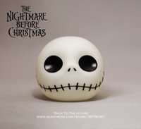 Wholesale figures toys for children resale online - The Nightmare Before Christmas Piggy Bank cm Action Figure Anime Decoration Collection Figurine Toy Model for Children