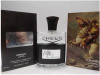 homens perfume quente venda por atacado-Frete Grátis venda quente Novo Creed aventus perfume para homens 120 ml com longa duração tempo de boa qualidade alta fragrância capficit homens Parfum