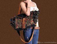 Wholesale chinese floral art for sale - Group buy 100 Handmade Handbag Purse Drawstring Shoulder Bag Fine Oriental Embroidery Art