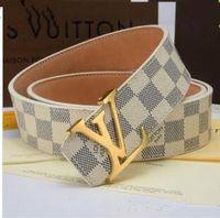 Wholesale plastic buckle belts for men for sale - Group buy 2019Belt highk33 quality men s genuine leather belt designers G buckle belts men luxury belts for men women fashion pin bucklea1 LV