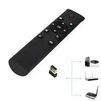 akıllı kutu android dongle toptan satış-Android TV Box Smart TV TV Dongle PC Projektör için USB Alıcı Adaptörü ile FM4 Magic 2.4G Kablosuz Uzaktan Kumanda