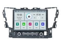 Wholesale video systems for cars online - COIKA quot Android System Car DVD GPS Receiver Multimedia Player For Toyota Alphard Quad Core G Stereo RDS WIFI DVR BT SWC G