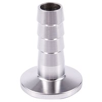 Wholesale hose barbs for sale - Group buy Stainless Steel KF Flange to mm Hose Barb Adapters Vacuum